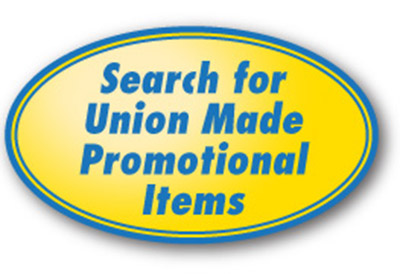Search Union Made Promotional Items