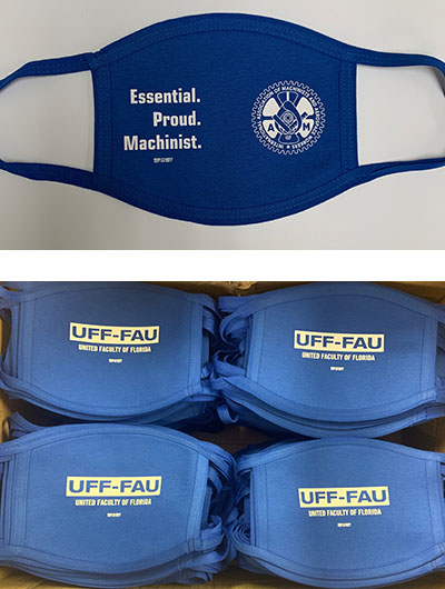 Union Made COVID PPE Masks - Union Made Promotions - Madison,